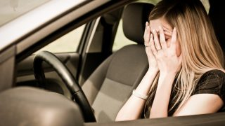 交通事故の後遺症