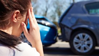 交通事故の流れ